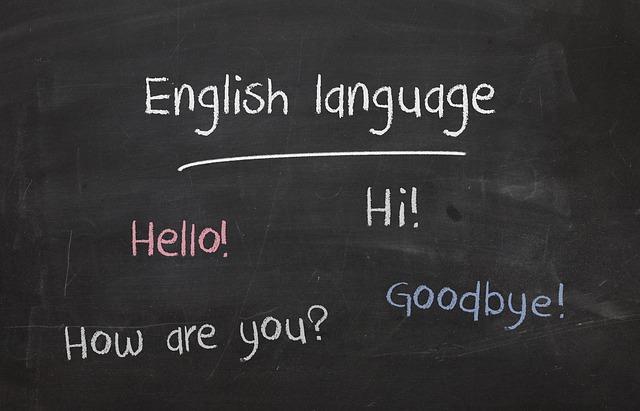 Mám strach o svojí angličtinu